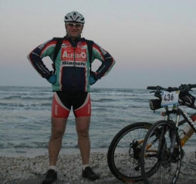 Cu bicicleta la mare 2016